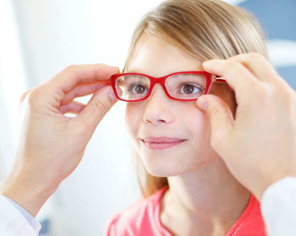 Pediatric Vision Care